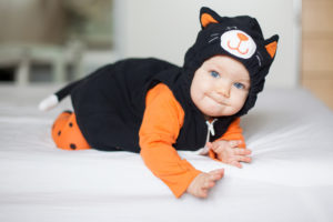 Halloween Fun With a Newborn